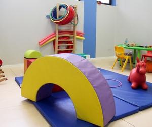 Nuestro centro trabaja con niños de cualquier edad, incluso bebés