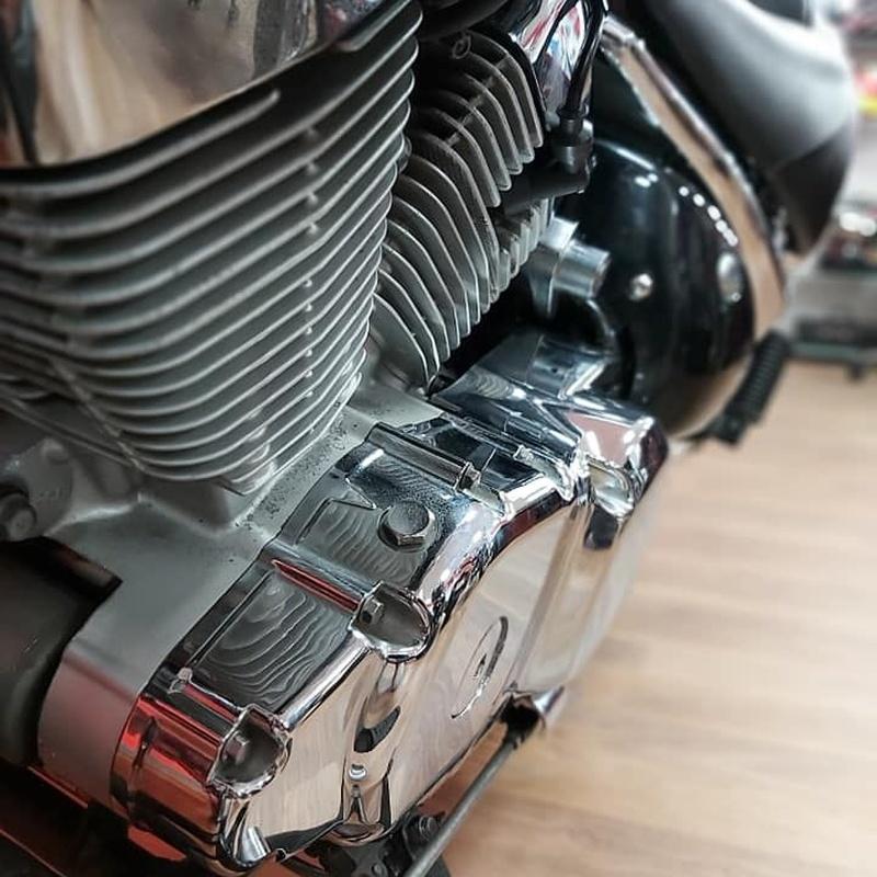 Compraventa de motos: Taller de motos multimarca de Moto Fuchs