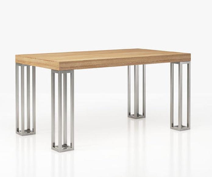 Mesas de Salón y sillas colección Enzo: Catálogo de muebles y sofás de Goga Muebles & Complementos