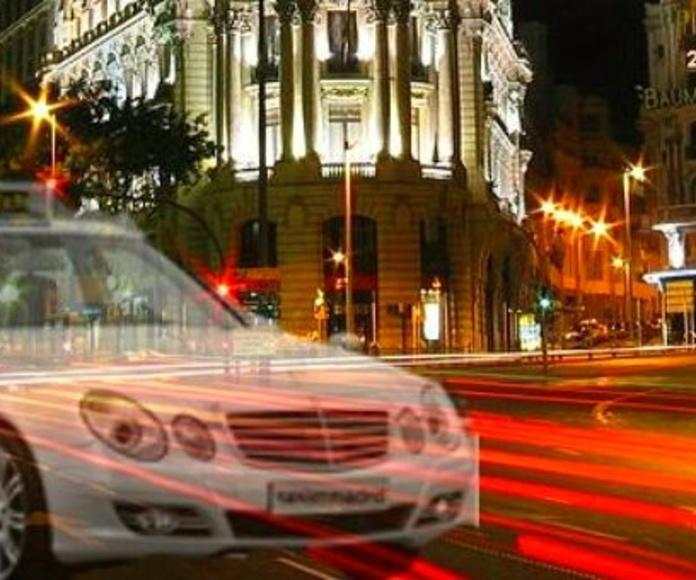 Radio Taxi Barrio del Pilar Aeropuerto