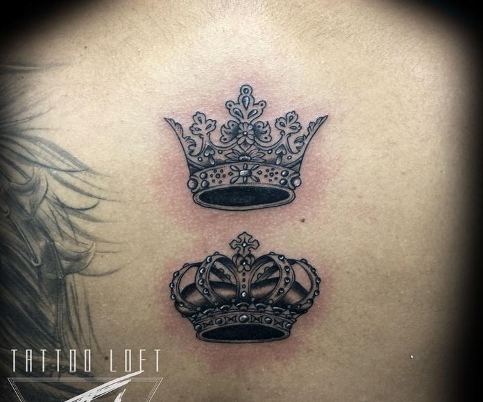 Hana Novak: Tatuadores de Tattoo Loft