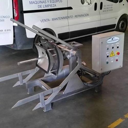 Máquinas y equipos de limpieza integrales para bodegas