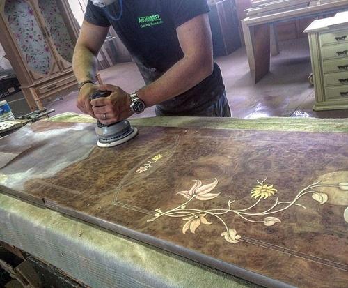 Restauración de muebles clásicos