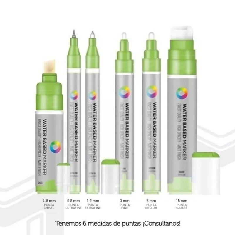 Water Based Markers: Productos de Adictos Tenerife