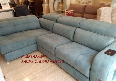 Rebajas de sofás