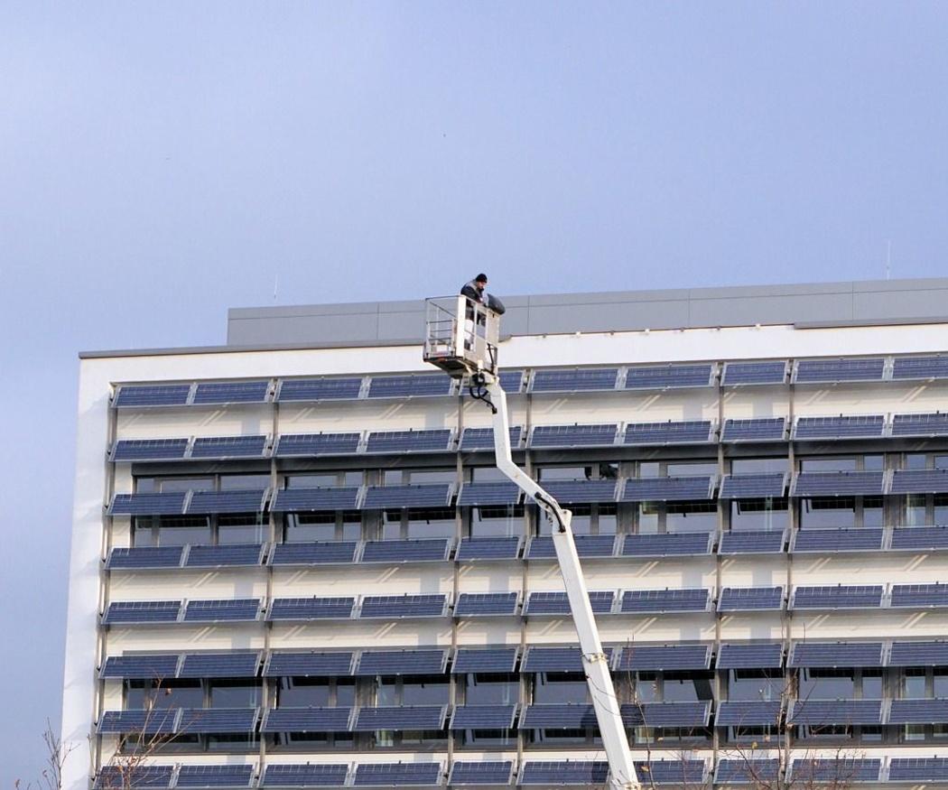 ¿Qué son los trabajos verticales y para qué sirven?