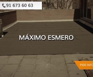 Impermeabilizaciones y aislamientos en San Blas, Madrid: Jigón