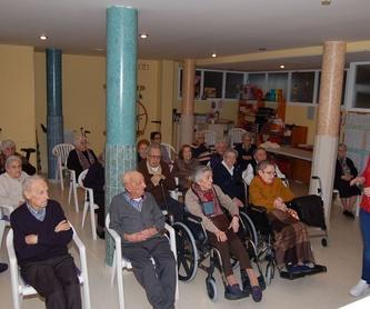 Geriatría: Servicios de Residencia Virgen de Loreto