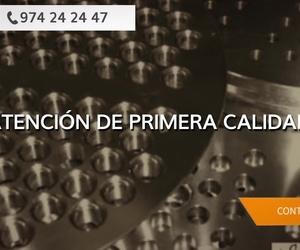 Taller mecanizado Huesca | Obasca
