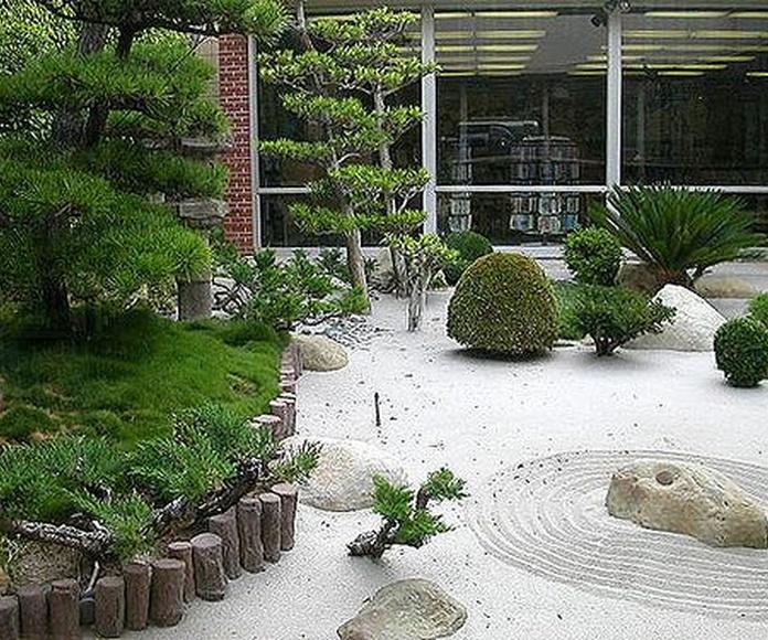 Diseño de jardines: Servicios de Garden Home Mallorca