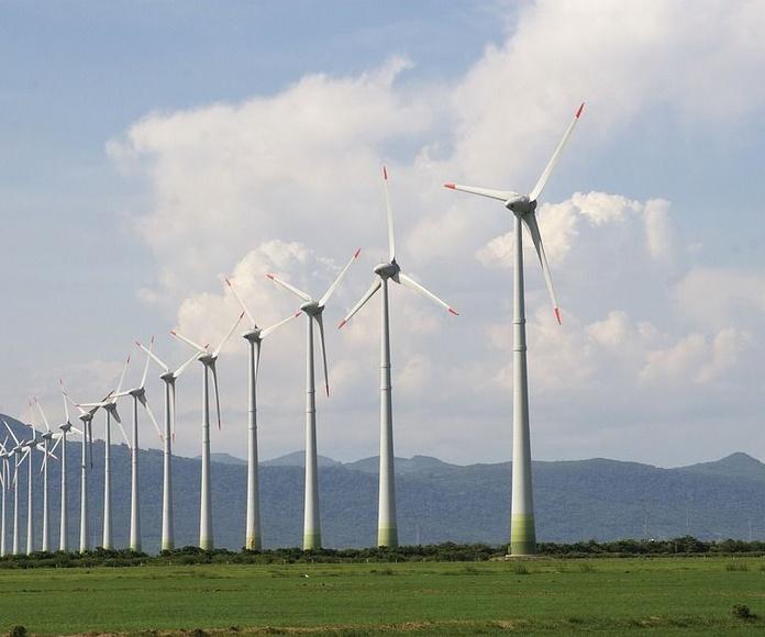 Parques eólicos: Servicios de Ammetronic 96, S.L.