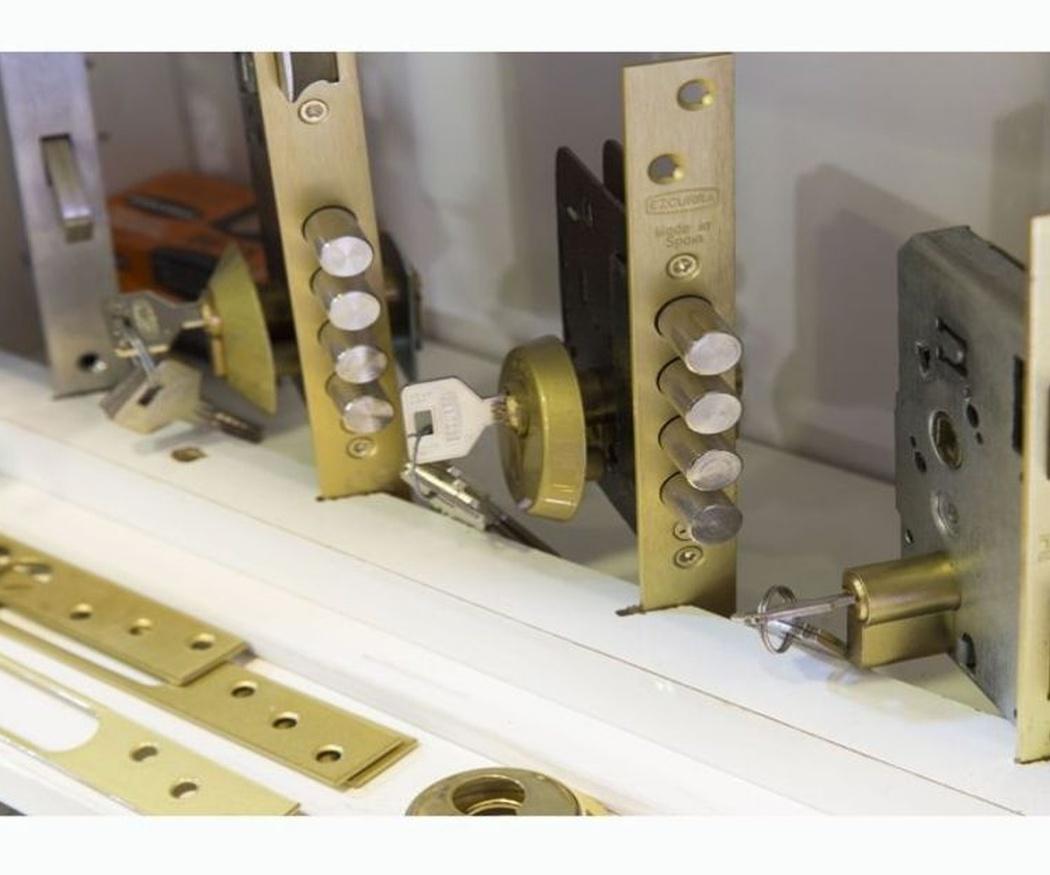 ¿Conoces las cerraduras antibumping?
