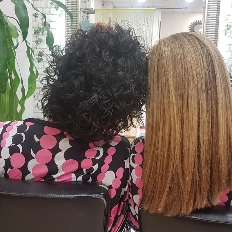 Rizos: Servicios de Gema Mena Peluquería Hair Spa