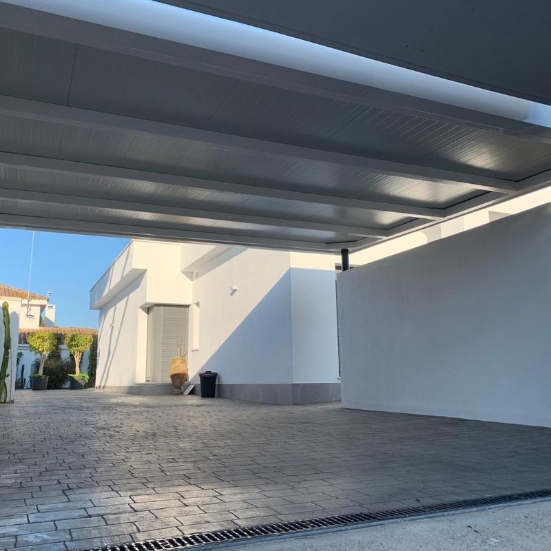Garajes.: Nuestros servicios de Cerrajería Inox Las Salinas