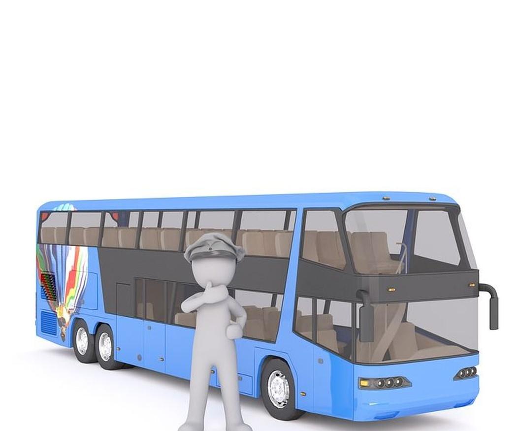 Ante un evento importante, ¿por qué no alquilar un autobús?