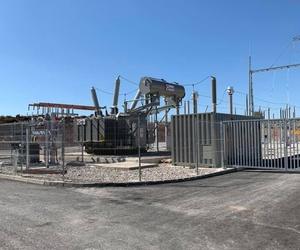 Obra Civil. Construcción de subestaciones eólicas