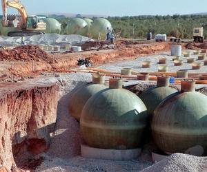 Fabricación de depósitos de poliéster industriales en Sevilla