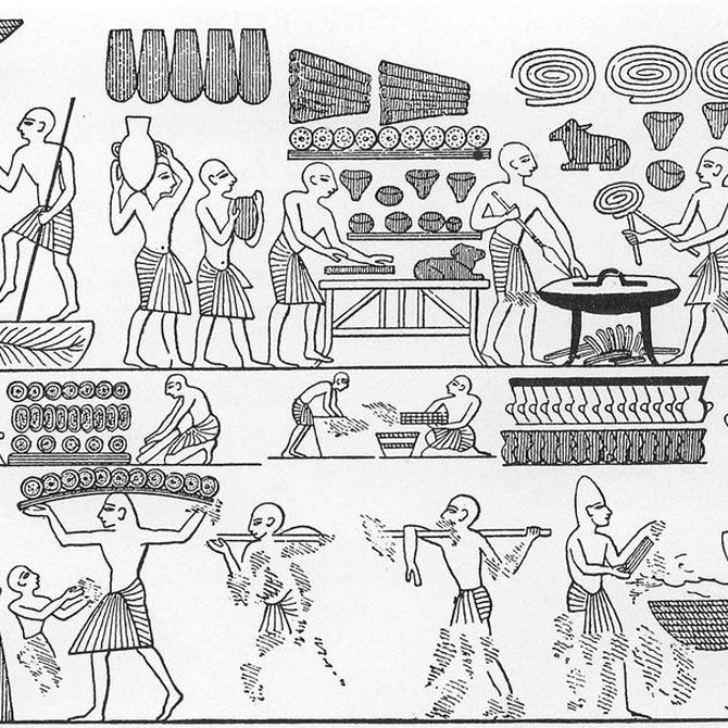 La conservación de alimentos en la historia