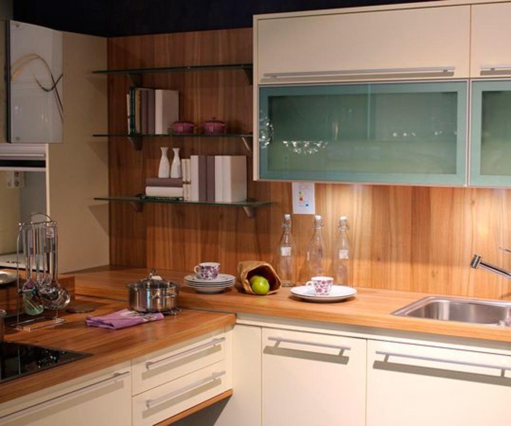 En la cocina, muebles estéticos y prácticos