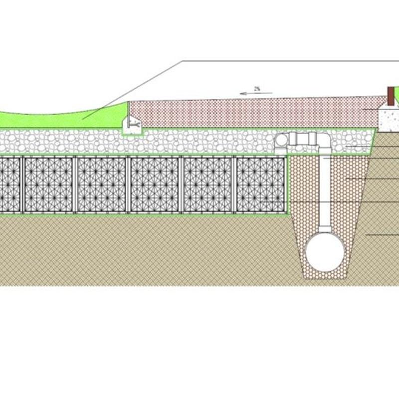 Proyecto constructivo del Lote 3 del PMI de parques urbanos en Barcelona: Trabajos de MasterPlan