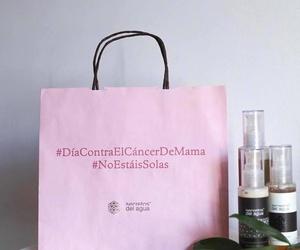 Secretos del agua. Día contra el cáncer de mama
