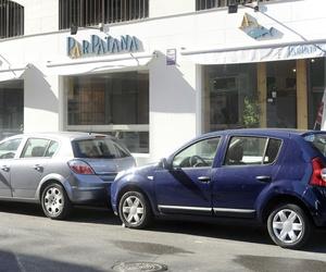 Fachada de Parpatana Café & Tapas en Sevilla