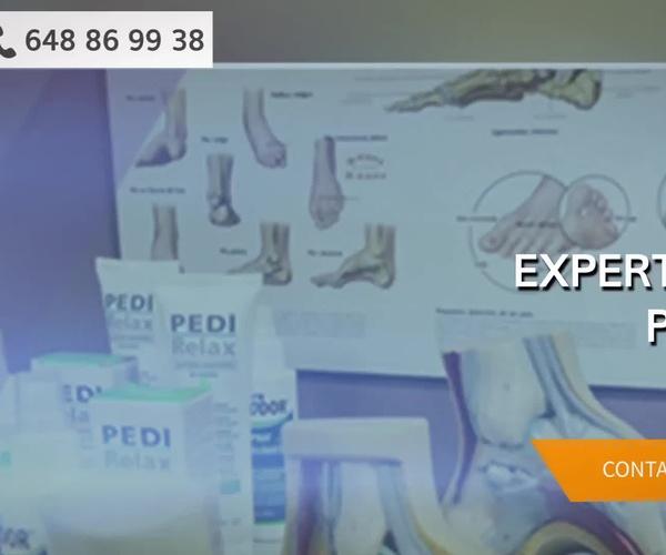Clínica podológica en Valladolid | Podofis