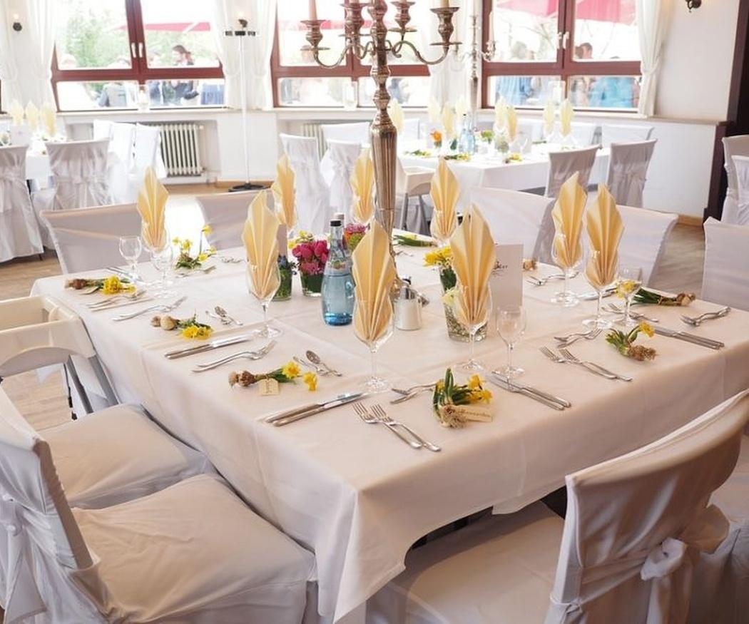 La importancia de los ambientes en las bodas