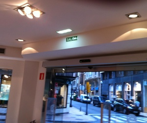 Iluminacion con lámparas QR