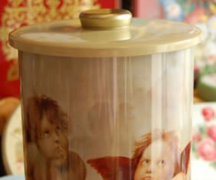Envases de porcelana: Productos  de Tejas Artesanas de El Puerto