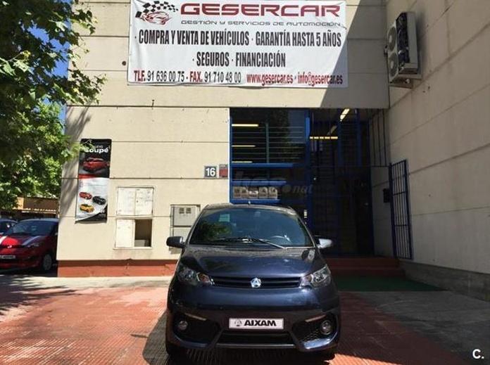 AIXAM Coupe Premium GTI : Servicios de Gesercar