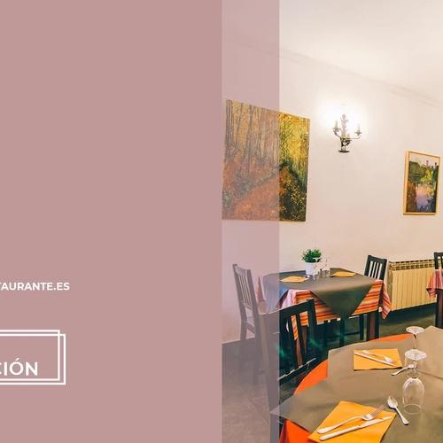 La taberna: Restaurante en Valle de Tobalina