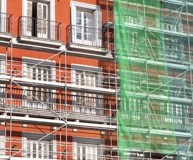 Impermeabilización de fachadas Vitoria