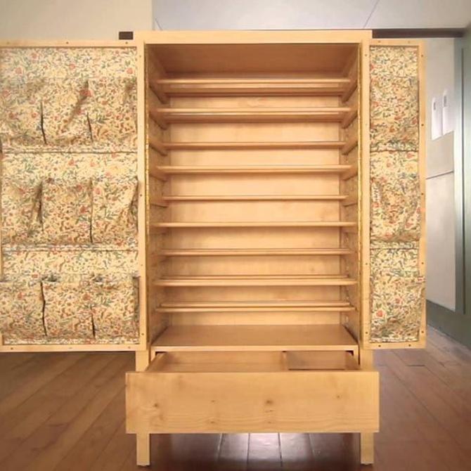 Las ventajas de tener un zapatero de madera