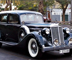 ANTIGUOS - Packard Twelve 1936