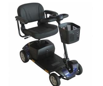 Scooter Mediano de 4 ruedas La Palma: Servicios de Ortopedia Indar