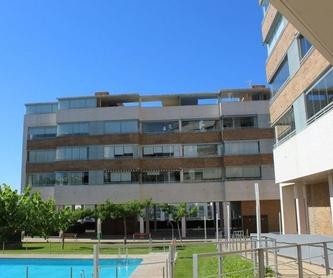 calle Albareda nº 10, 3 dormitorios, 7ª planta con ascensor, ultima planta:  de Fincas Goya