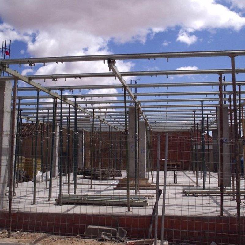 Construcción de edificaciones: Servicios de Construcciones Mopar de Iniesta