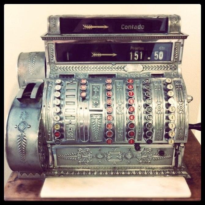 "La ""incorruptible máquina de Ritty"""