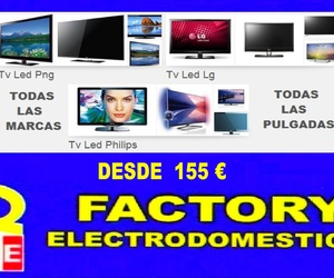 1 K OFERTA EN TV LED DESDE 155 €