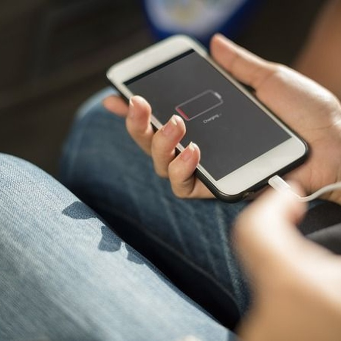 ¿Qué aplicaciones consumen más batería en tu móvil?