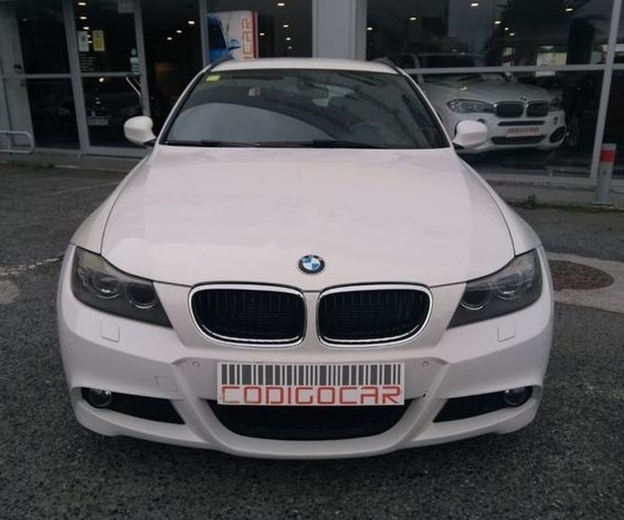 BMW 318D PAQUETE M COMPLETO!! ¡¡IMPECABLE!!: Compra venta de coches de CODIGOCAR