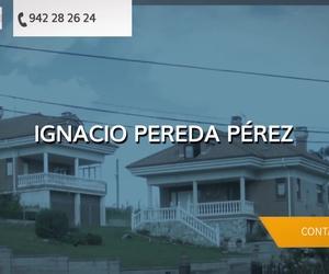 Estudio de arquitectura en Santander | Ignacio Pereda Pérez