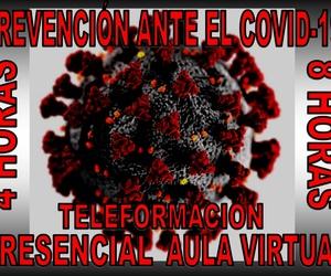 CURSO PREVENCIÓN ANTE EL COVID-19