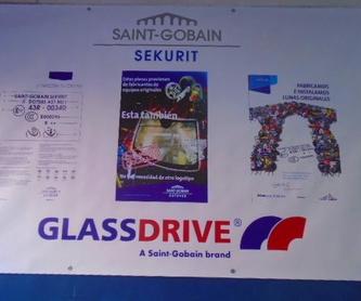 Grabación de matrícula: Productos y Servicios de Glassdrive Getafe