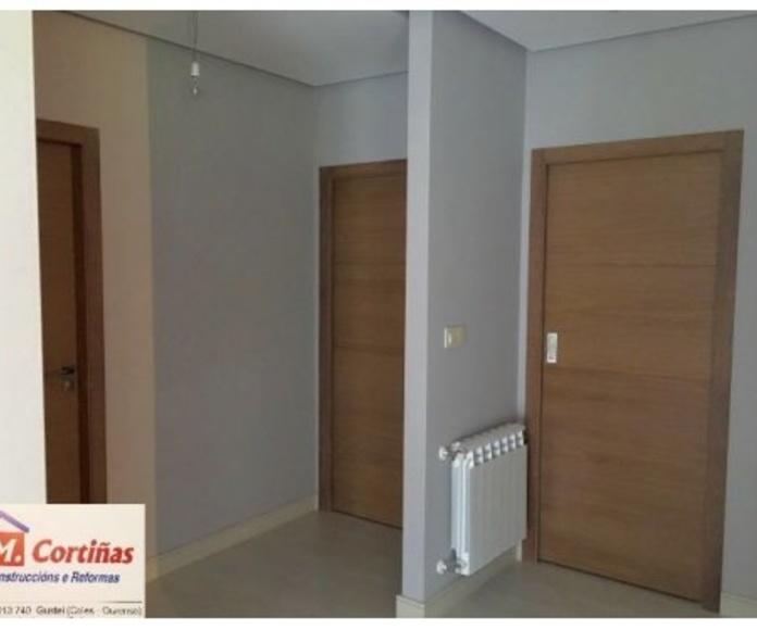 Albañilería: Servicios de M Cortiñas