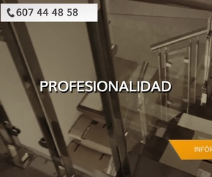 Instalación de cristales en Córdoba: Secriser