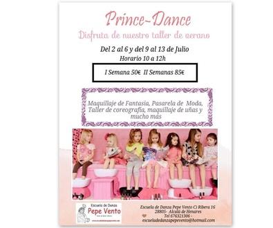 Taller de Verano Prince-Dance