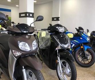 Compra de motos: Taller de Motos y Venta de Gas Motorrad S.L. (Antiguo Electric Moto Andrés)