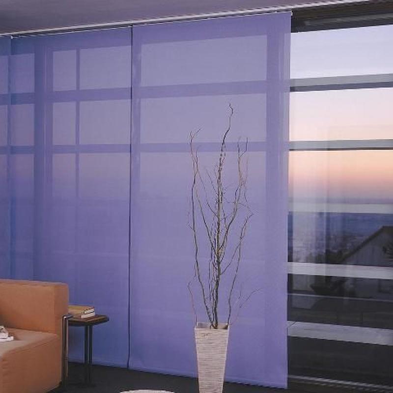Cortinas decoración paneles japoneses: Catálogo de Di-Mar Persianas y Toldos